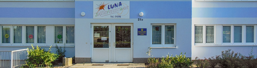 Jugendfreizeithaus Luna©Stadt Boizenburg/ Elbe