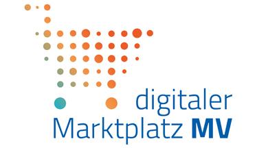 Logo Digitaler Marktplatz MV©Ministerium für Energie, Infrastruktur und Digitalisierung Mecklenburg-Vorpommern