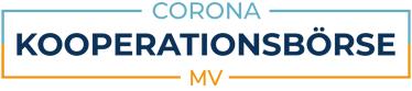 Logo der Corona Kooperationsbörse MV©Ministerium für Wirtschaft, Arbeit & Gesundheit Mecklenburg-Vorpommern