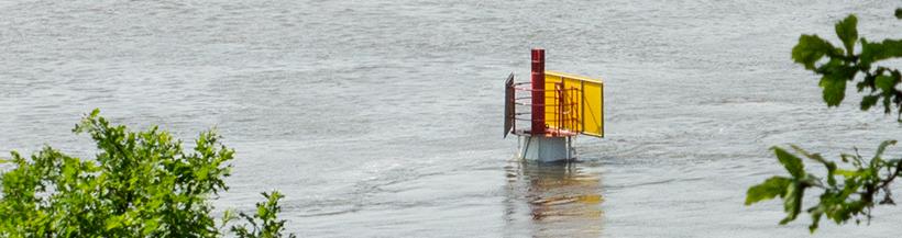 Elbehochwasser 2013 in Boizenburg/Elbe©Ezio Gutzemberg