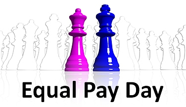 Equal Pay Day © Ezio Gutzemberg